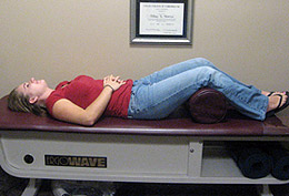 chiropractic-patient-on-traction-table